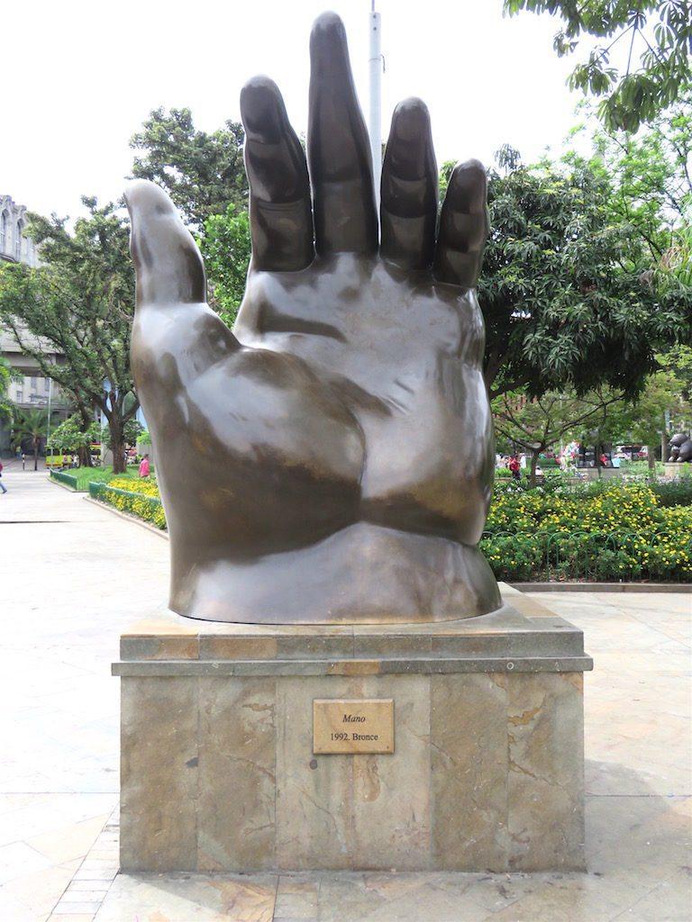 11. Mano (Hand), 1992