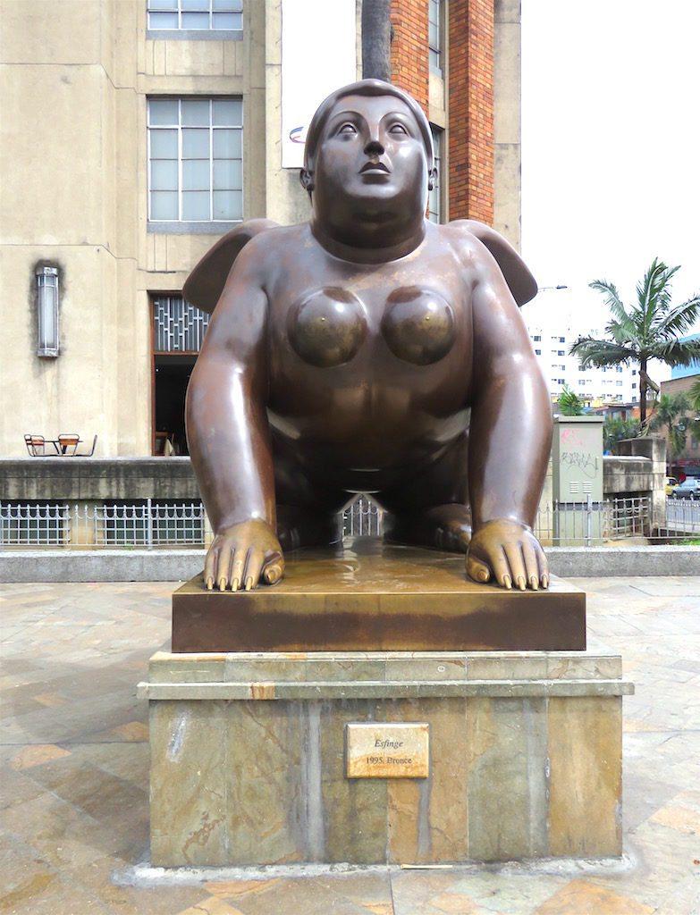 5. Esfinge (Sphinx), 1995