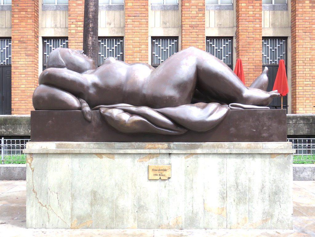 23. Venus dormida (Venus asleep), 1994