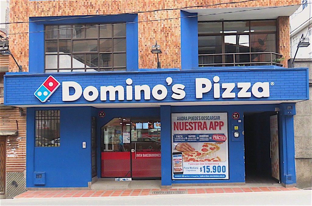 Domino's Pizza in Sabaneta