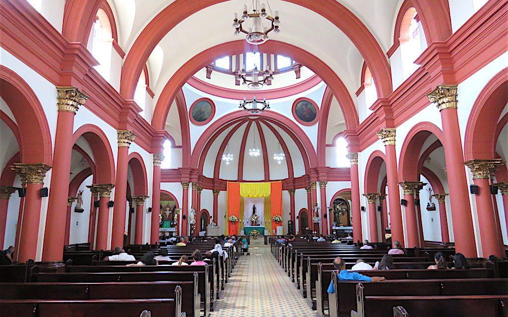 Iglesia San Antonio and Plaza San Antonio are Worth Seeing