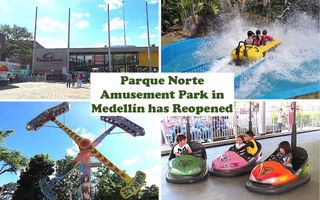 Parque Norte: A Guide to Medellín's Amusement Park