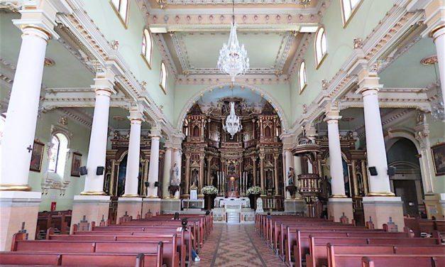 Iglesia de Santa Gertrudis: A Beautiful Church in Envigado