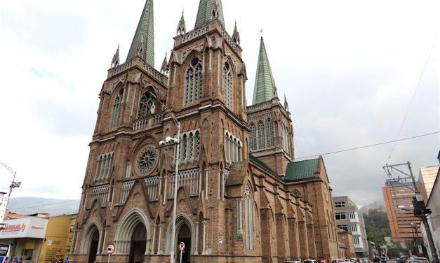 Nuestra Señora del Perpetuo Socorro: A Gothic-Style Church