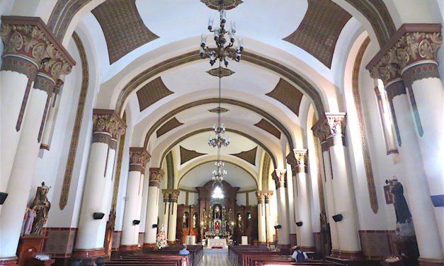 Iglesia San José – a Beautiful Church in El Poblado