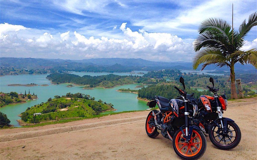 Medellín Scooter Rentals: Explore Medellín by Motorcycle