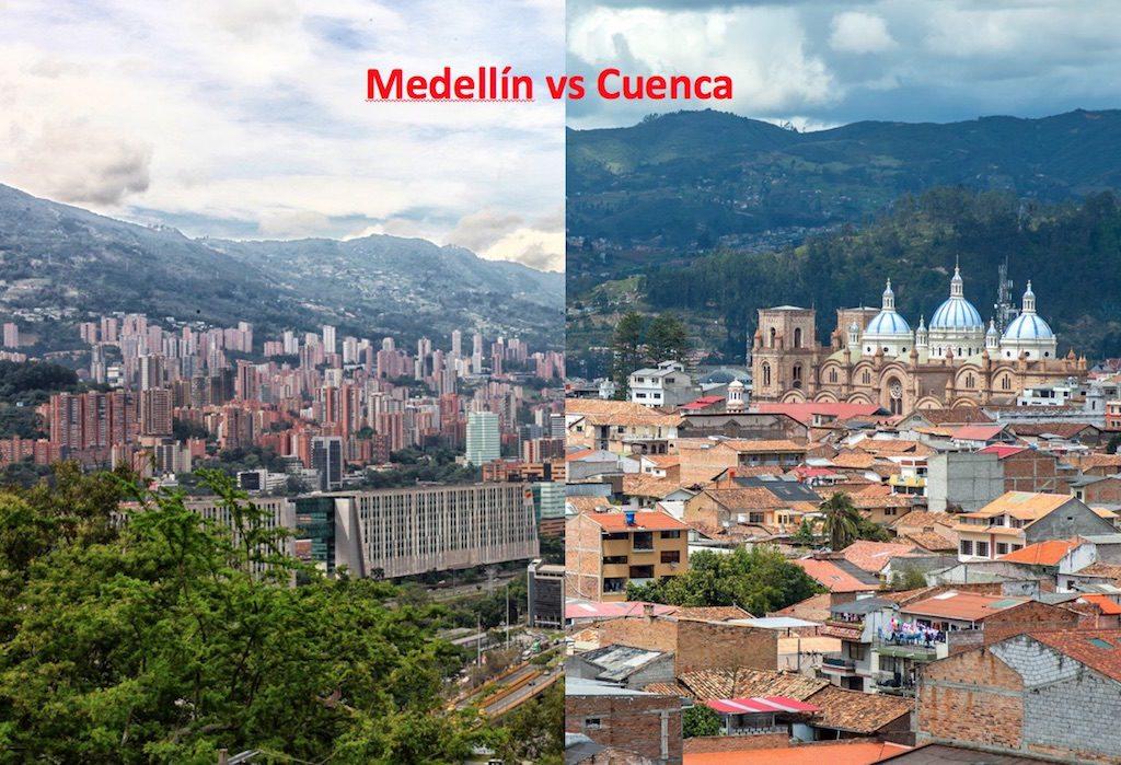 Medellín vs Cuenca