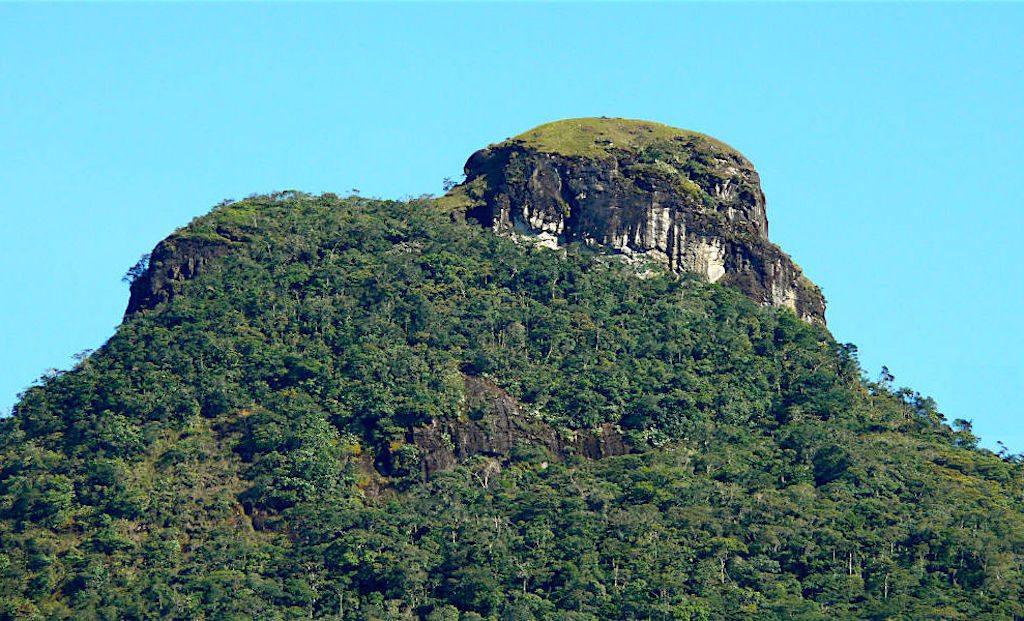 Piedra del Tabor near San Carlos