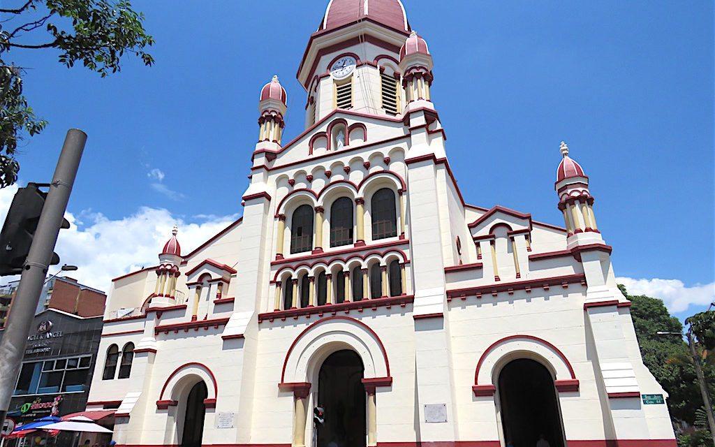 Nuestra Señora de los Dolores: A Beautiful Church in Medellín