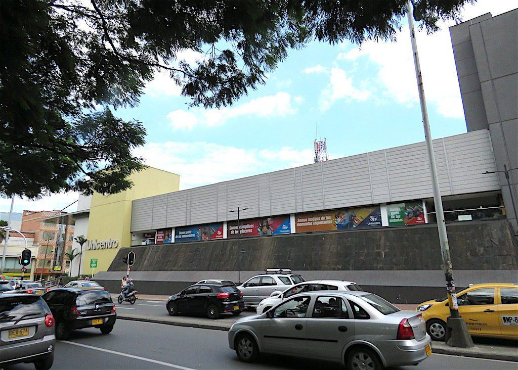 Unicentro Mall in Medellín