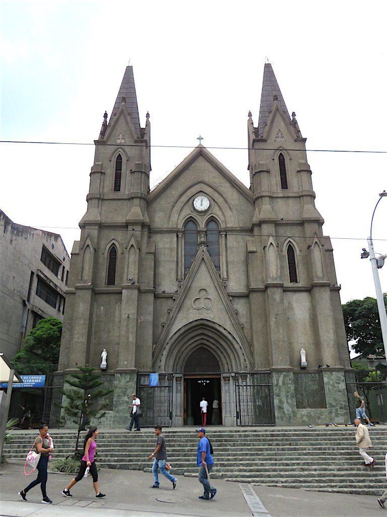 Iglesia de Nuestra Señora del Sagrado Corazón