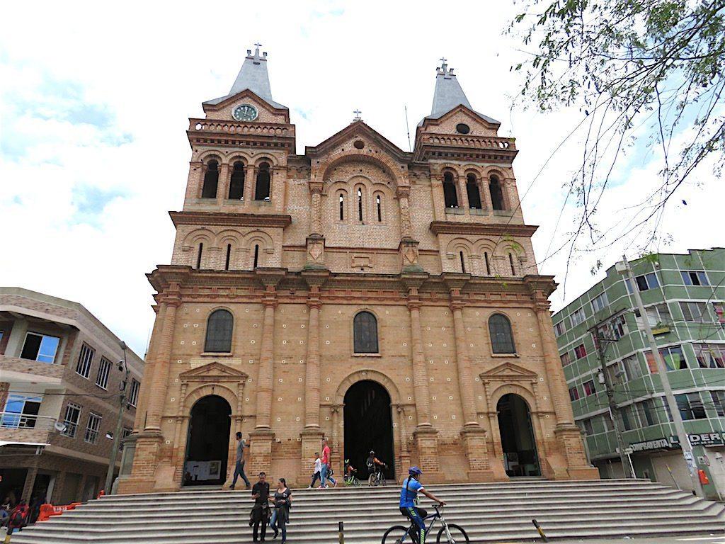 Iglesia de San Antonio de Padua in Barbosa