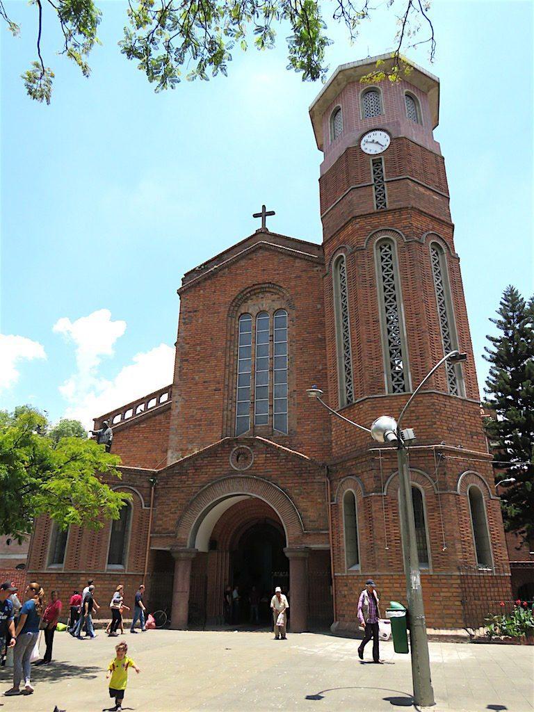 Iglesia de Cristo Rey inGuayabal