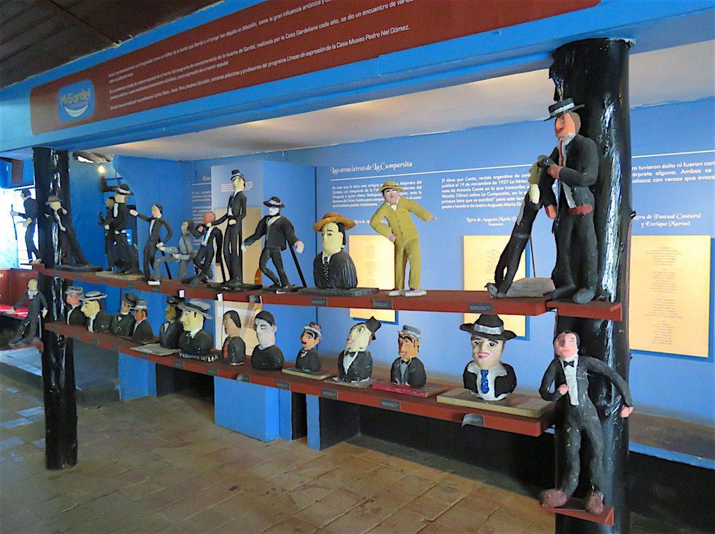 Artistic representations of Carlos Gardel