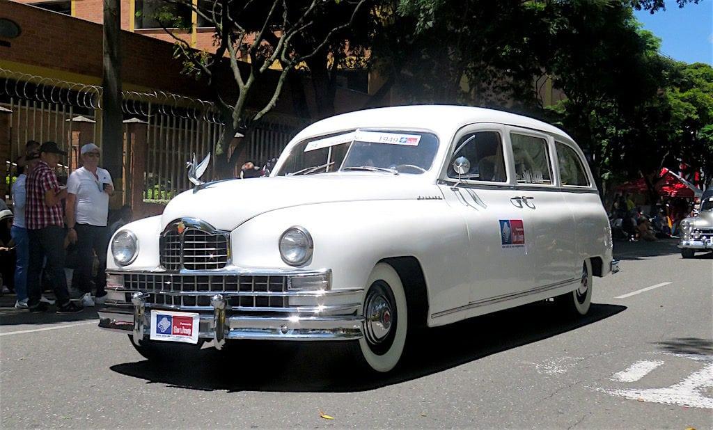 1949 Packard Henney Hearse