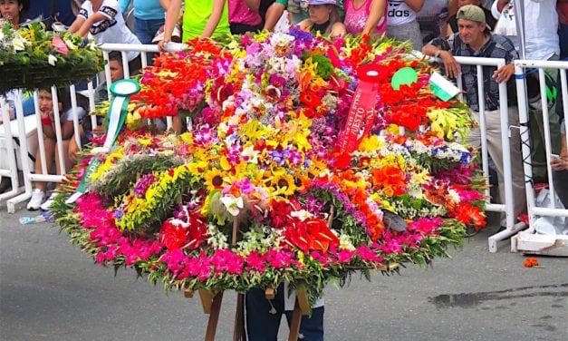 2018 Desfile de Silleteros: Feria de las Flores in Medellín