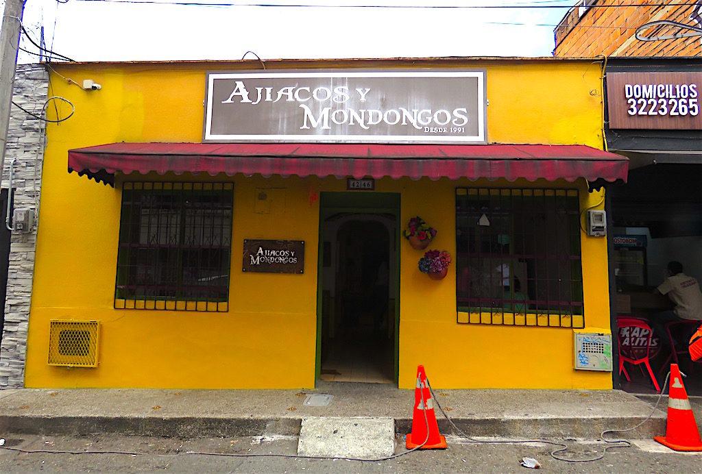 Ajiacos y Mondongos in Medellín
