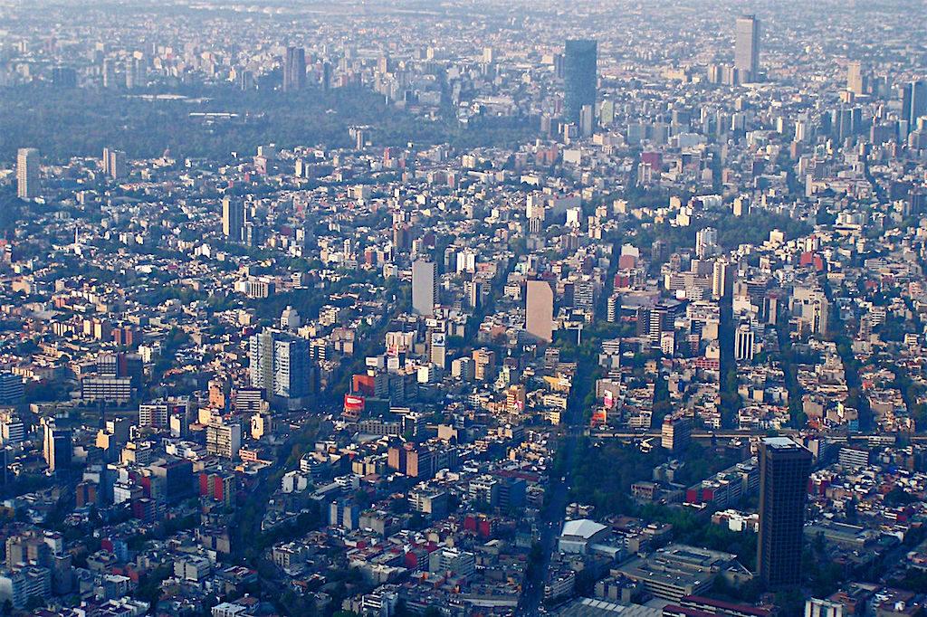 Mexico City, photo by Edmund Garman