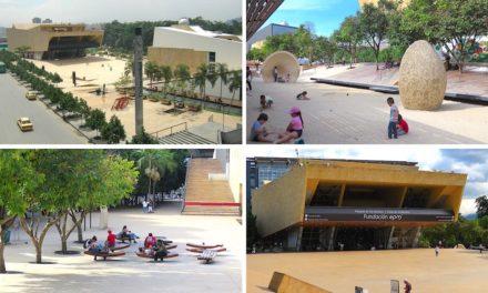 Parque de los Deseos: A Popular Public Park in Zona Norte in Medellín