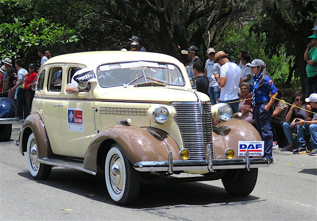 1938 Chevrolet Maxter Deluxe