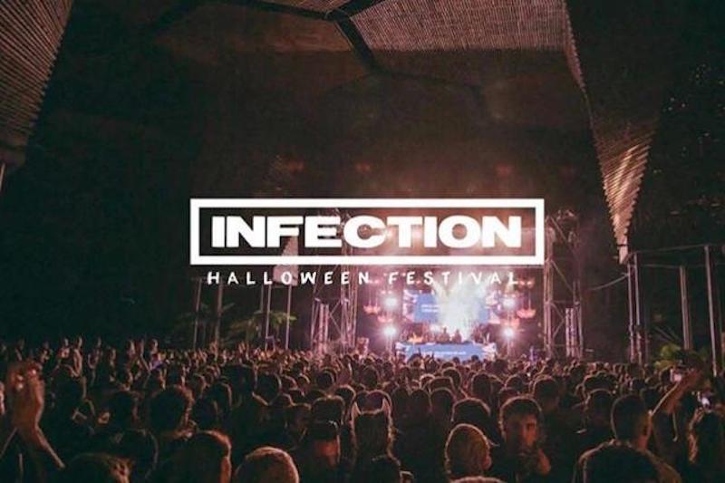 Infection Halloween Festival, photo courtesy of Eventsite