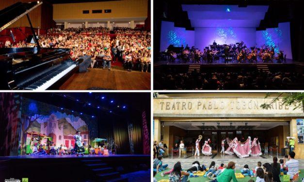 Teatro Pablo Tobón Uribe: A Popular Theater in Medellín