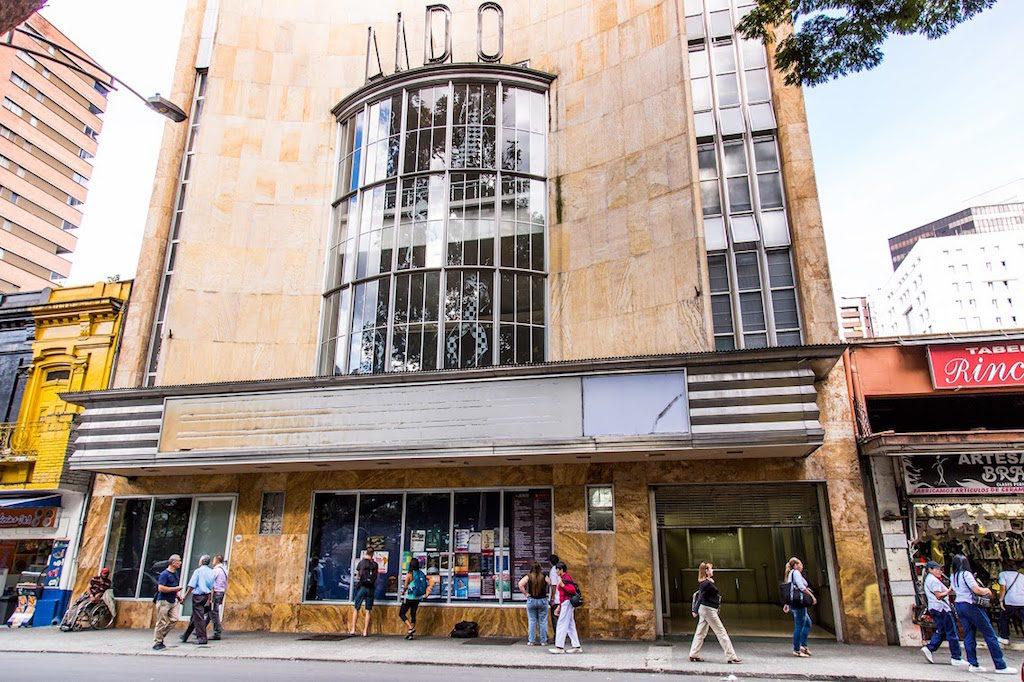 Teatro Lido, photo courtesy of Teatro Lido