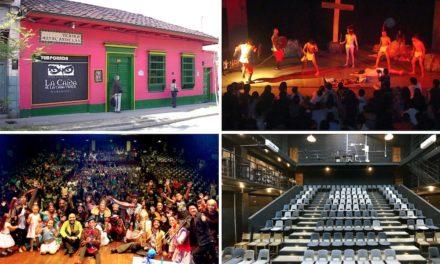 Teatro Matacandelas: A Small but Popular Theater in Medellín
