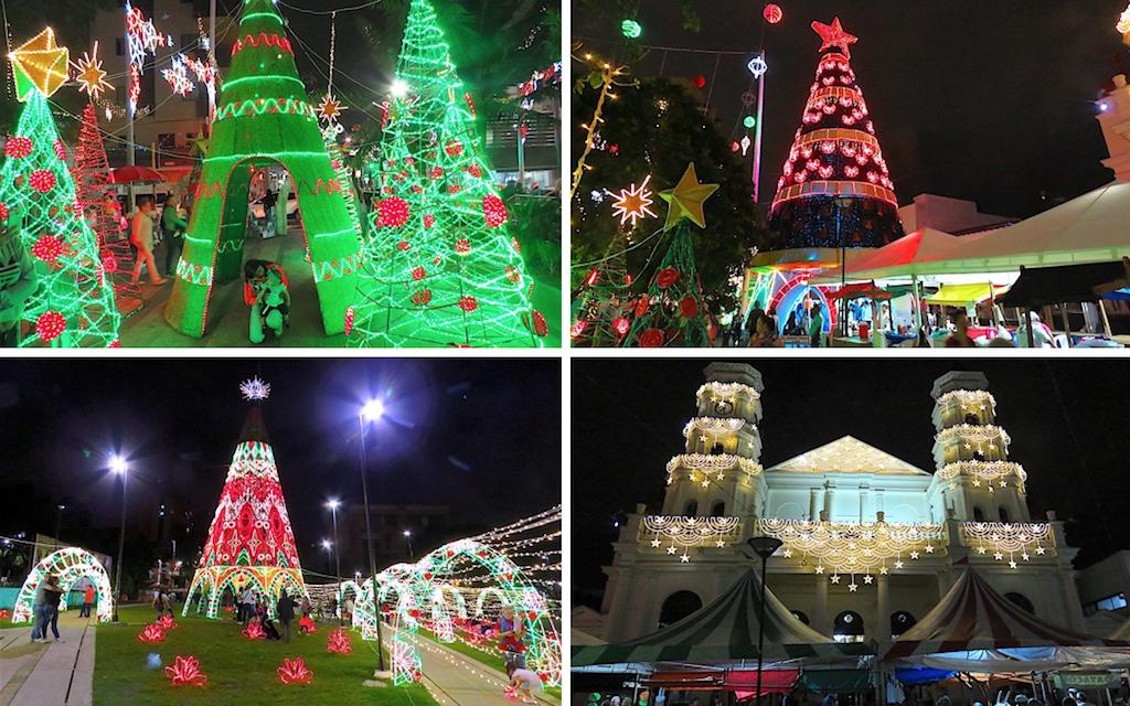 Alumbrados Envigado 2019: Photos of Christmas Lights in Envigado