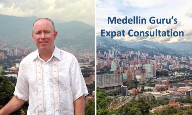 Expat Consultation: Medellin Guru Provides Consultation Service