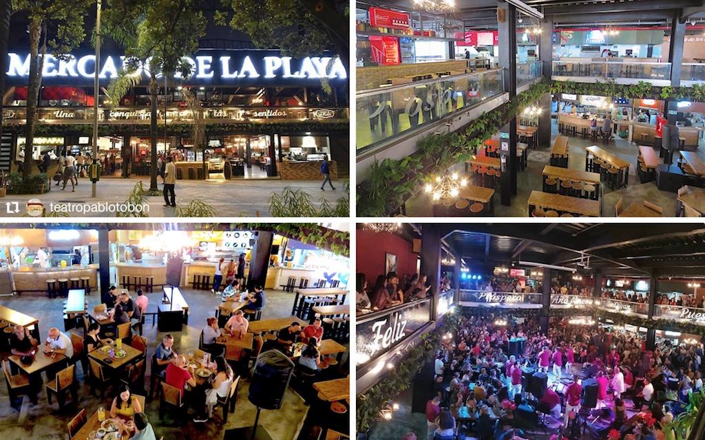 Join the February 2020 Medellin Guru Meetup at Mercado De La Playa