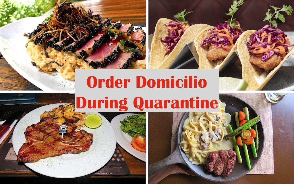 Popular Restaurants in El Poblado with Domicilio During Quarantine