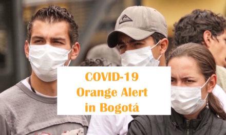 COVID-19 Orange Alert in Bogotá: New Lockdowns in Bogotá