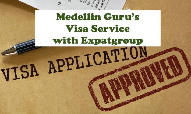 Medellin Guru Visa Service: Providing Colombia Visa Services
