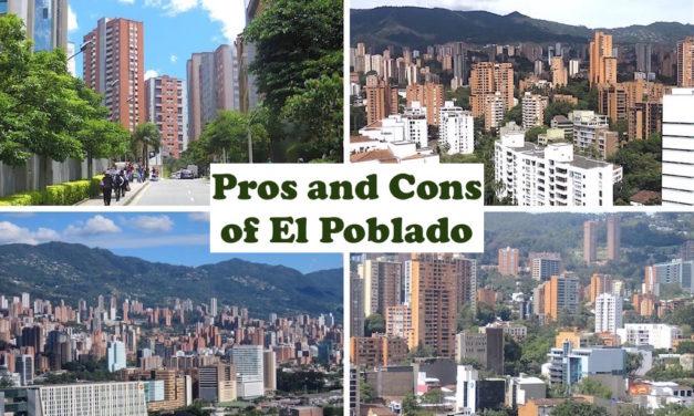 Pros and Cons of El Poblado: A Popular Neighborhood for Expats in Medellín