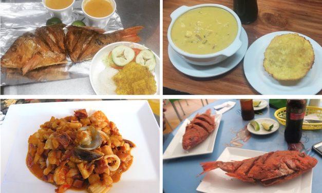 Restaurante Delimar: A Popular Seafood Restaurant in Medellín