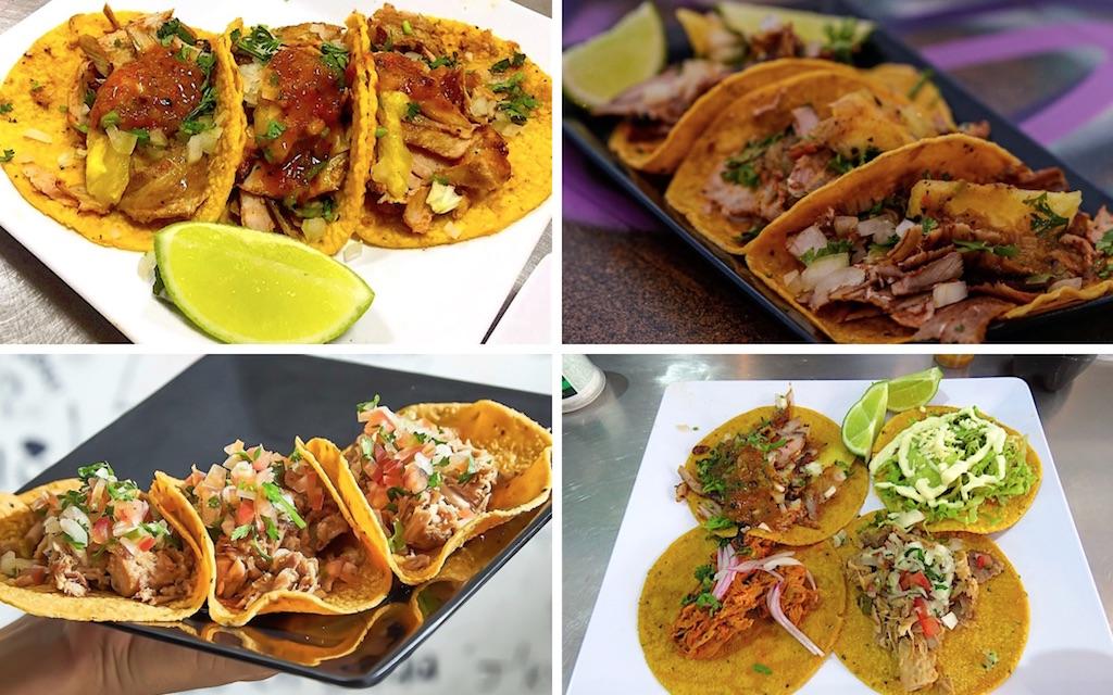 Mexican food from Emiliano la Taqueria
