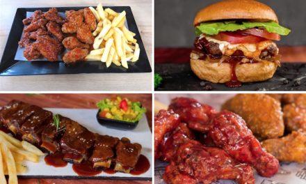 Mas Q Alitas: A Popular Restaurant in Sabaneta with Good Wings and Burgers